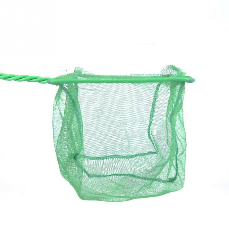 Fish-Trapp Landing Nets Portable Long Handle Aquarium Fish Tank Net