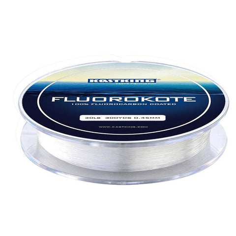 Image of Fish-Trapp Line Fluorocarbon Fishing Line