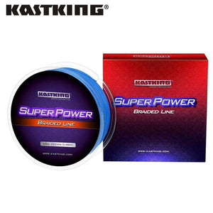 Fish-Trapp Line KastKing 300M PE Braided Fishing Line