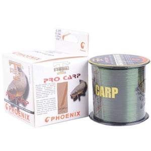 Fish-Trapp Line Super Wear-Resistant Nylon Fishing Line