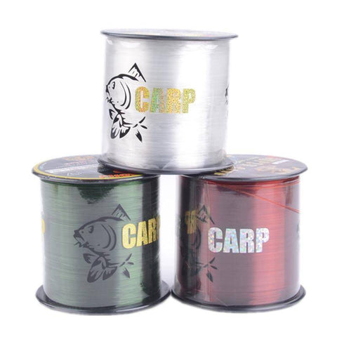 Image of Fish-Trapp Line Super Wear-Resistant Nylon Fishing Line