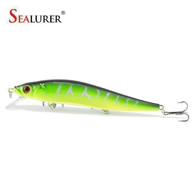 Fish-Trapp Lures A Minnow Hard Bait Fishing Lure
