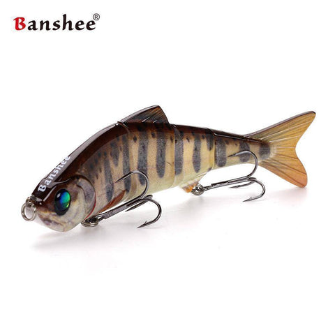 Fish-Trapp Lures Banshee Nexus Prophecy Multi Jointed Swimbait