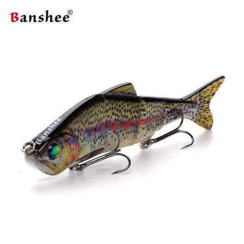 Image of Fish-Trapp Lures Banshee Nexus Prophecy Multi Jointed Swimbait