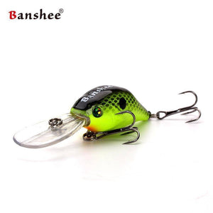 Fish-Trapp Lures Banshee Profound Pulse Floating Bass Fishing Lure