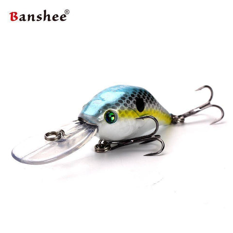 Image of Fish-Trapp Lures Banshee Profound Pulse Floating Bass Fishing Lure