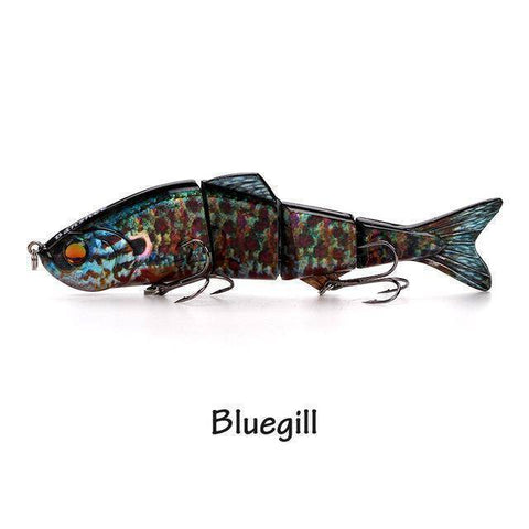 Image of Fish-Trapp Lures Bluegill Banshee Nexus Prophecy Multi Jointed Swimbait