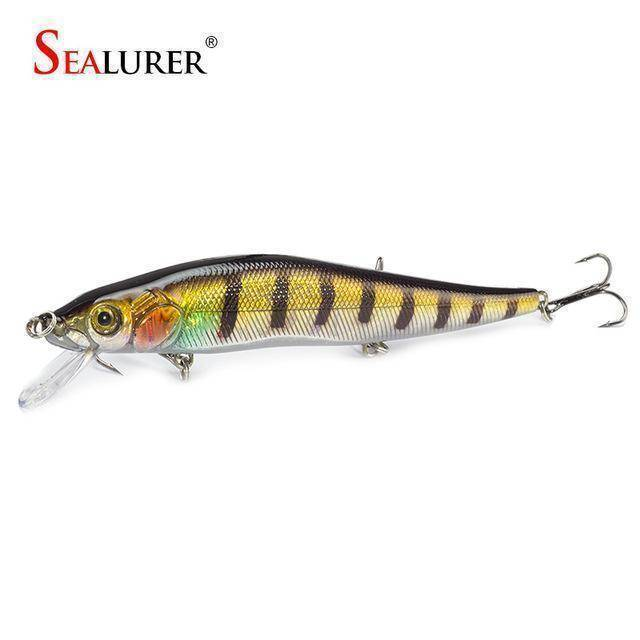 Fish-Trapp Lures G Minnow Hard Bait Fishing Lure