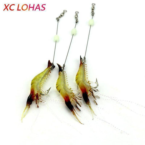 Fish-Trapp Lures Luminous Shrimp Lure