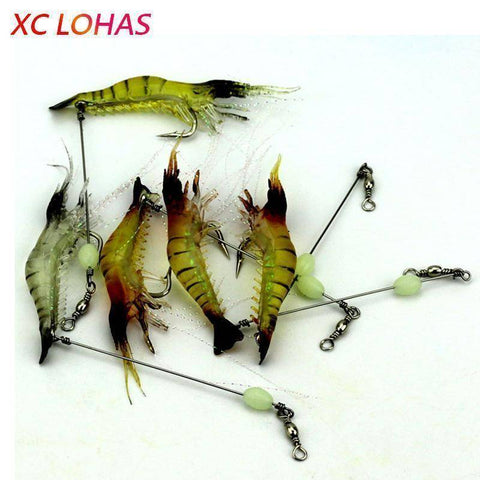 Image of Fish-Trapp Lures Luminous Shrimp Lure