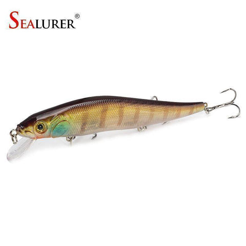 Fish-Trapp Lures Minnow Hard Bait Fishing Lure