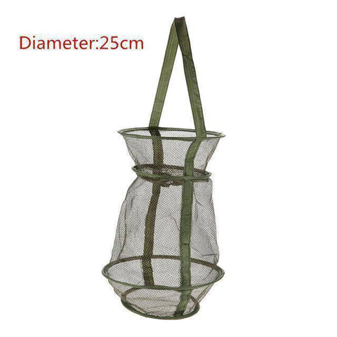 Image of Fish-Trapp Trap Nets 25cm 3 Layer Fishing Net (Fish Holding Net)