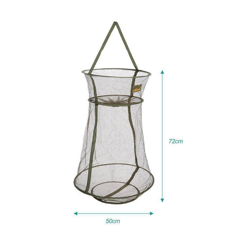 Image of Fish-Trapp Trap Nets 3 Layer Fishing Net (Fish Holding Net)