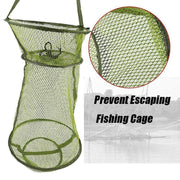 Fish-Trapp Trap Nets 3 pcs Fish Net Storage Trap