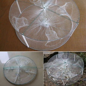 Fish-Trapp Trap Nets 4 Hole Automatic Fishing Trap