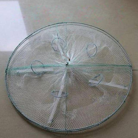 Image of Fish-Trapp Trap Nets 4 Hole Automatic Fishing Trap