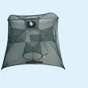 Fish-Trapp Trap Nets 4 Portable Hexagon 4/6/8/10 Hole Automatic Fish Trap