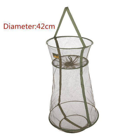 Image of Fish-Trapp Trap Nets 42cm 3 Layer Fishing Net (Fish Holding Net)