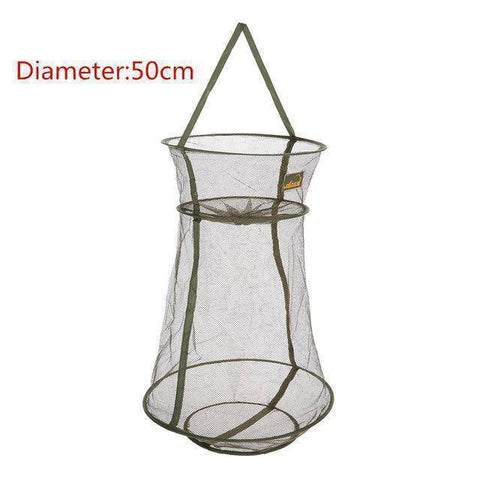 Image of Fish-Trapp Trap Nets 50cm 3 Layer Fishing Net (Fish Holding Net)