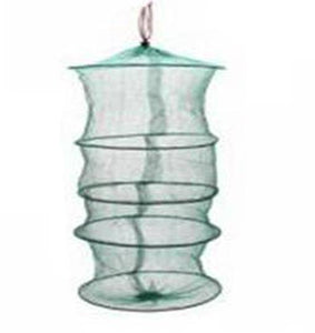 Fish-Trapp Trap Nets 5layers Round Metal Frame Bait Trap Net