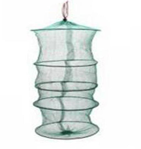 Image of Fish-Trapp Trap Nets 5layers Round Metal Frame Bait Trap Net