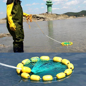 Floating Fishing Keep Net