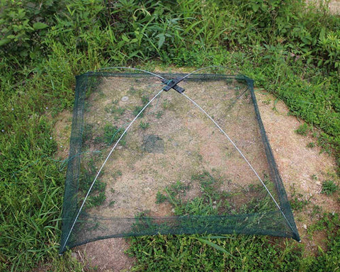Image of Fish-Trapp Trap Nets Folding Fishing Trap