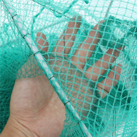 Image of Fish-Trapp Trap Nets Large Nylon Fishing Trap Net