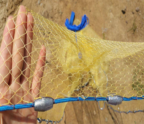 Image of Fish-Trapp Trap Nets Lawaia 2.4-4.2 m Casting Net