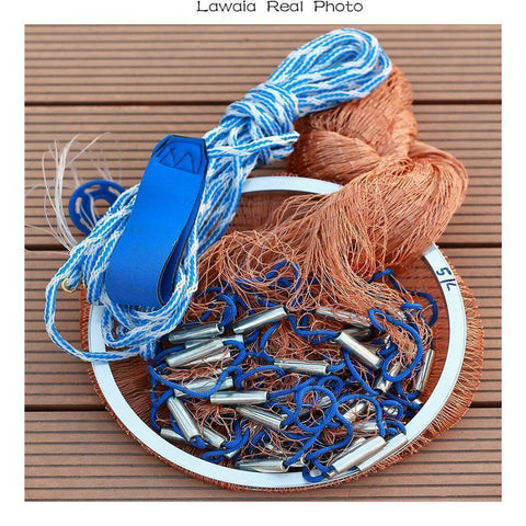 Image of Fish-Trapp Trap Nets Lawaia Quality Casting Net
