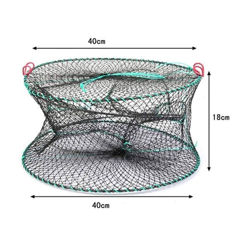 Image of Fish-Trapp Trap Nets Live Bait Trap Net