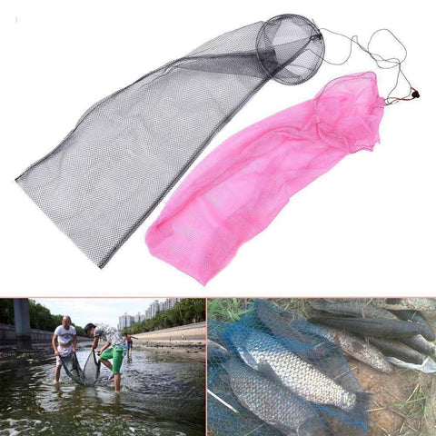 Image of Fish-Trapp Trap Nets Mini Nylon Portable Fishing Net