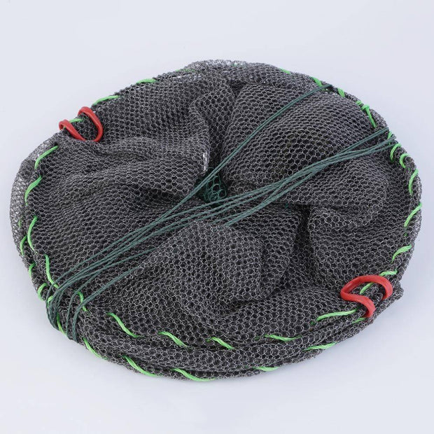 Fish-Trapp Trap Nets Top Quality Crab Crayfish Lobster Catcher Pot Trap