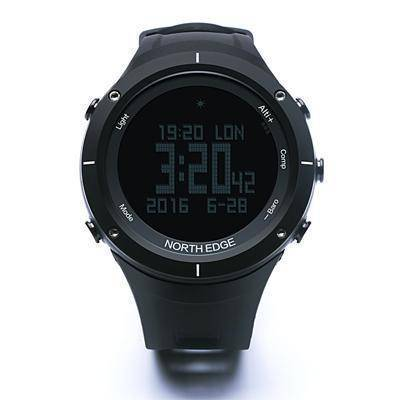 Fish-Trapp Watches Black screen Digital Fishing, Climbing, Swimming Watch