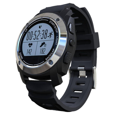 Fish-Trapp Watches GPS Outdoor Sports Watch