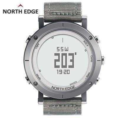 Fish-Trapp Watches Grey screen Digital Fishing, Climbing, Swimming Watch