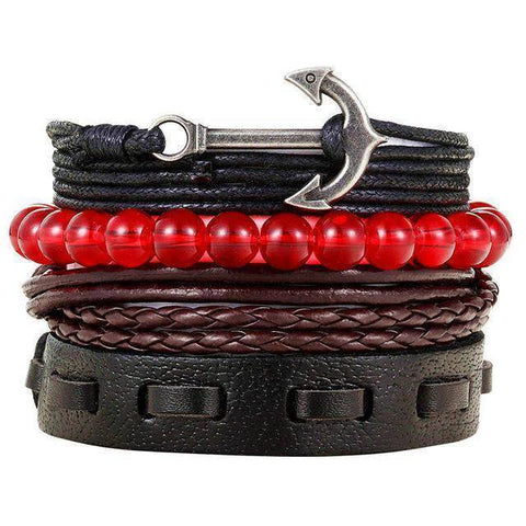 "Image of Fishtrapp Bracelets Style 10 ""The Ultimate"" Selection of Bracelets"
