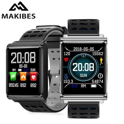 Makibes Official Store Makibes CK02 Smart Watch
