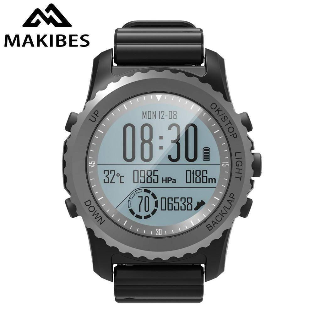 Makibes Official Store Smart Watches Makibes G07 GPS Watch