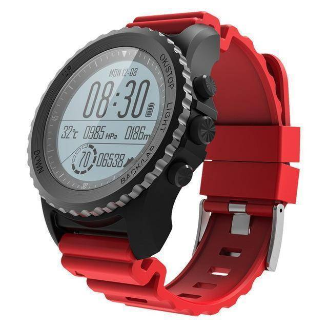 Makibes Official Store Smart Watches Red Makibes G07 GPS Watch