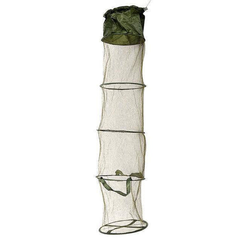 Image of outlife Official Store Trap Nets Small 5 Layers Folding Fish Trap Cast Net