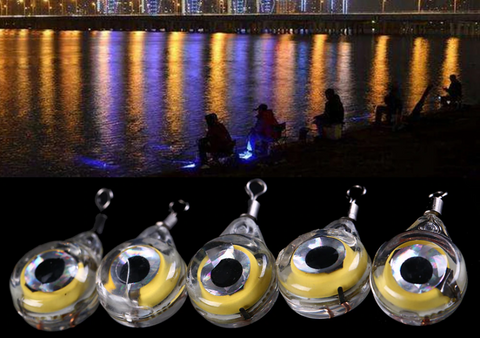 Image of Underwater Fish Attraction Lamp