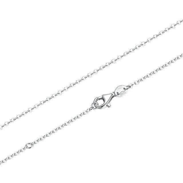 Classic Basic Chain 100% 925 Sterling Silver