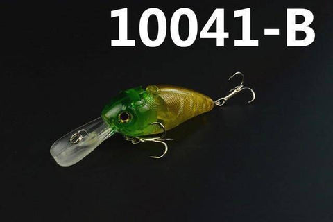 Image of Fishing Lures Minnow 2 Jointed Rock Crank Bait