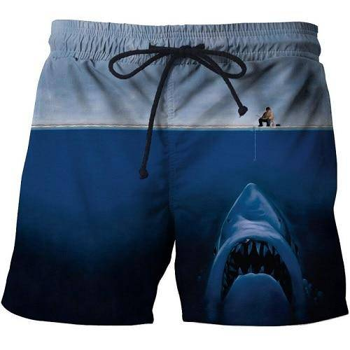 3D Printing Men's Swim Shorts