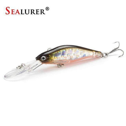Image of SEALURER 3D Eyes Sinking Lure