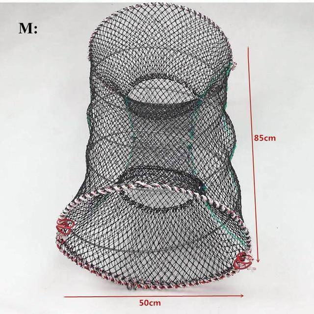 Fish Crab Shrimp Folding Cage