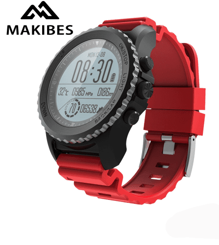 VIRTOBA store Smart Watches Makibes G07 GPS Watch