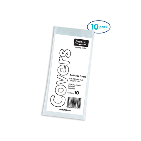 Covers for Perineal Cool Pads (Suits IP22) - 10 Pack