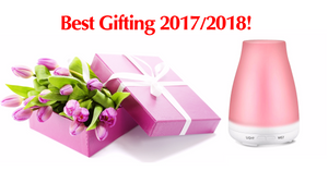 5 Top Reasons why a diffuser is the best 2017 Gifting idea!